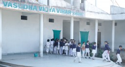 The Vasudha school project supported by Pratibha Syntex is a successful model