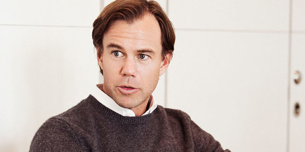 Karl-Johan Persson, CEO, H & M